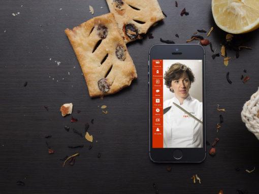 App iPhone y Android Restaurante Marlo Cuenca Albacete