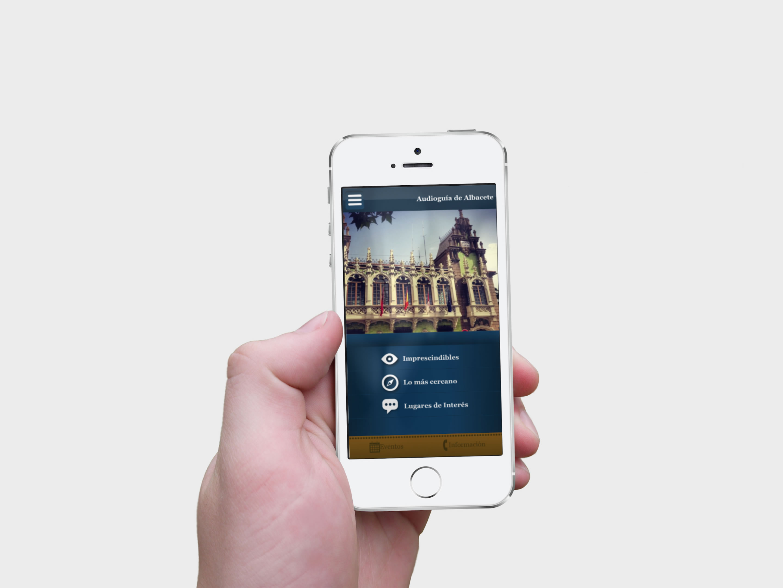 app ios android audioguia albacete