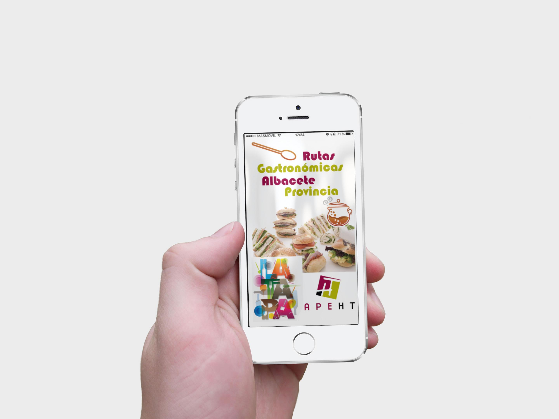 app-ios-android-ruta-tapa-gastronomica-albacete-mockup