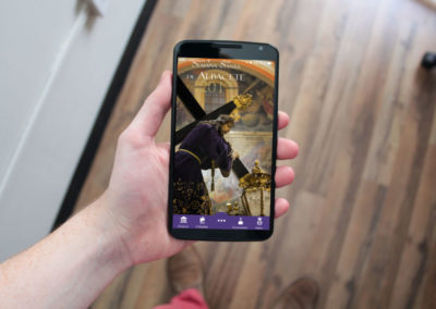 App iPhone y Android Semana Santa Albacete