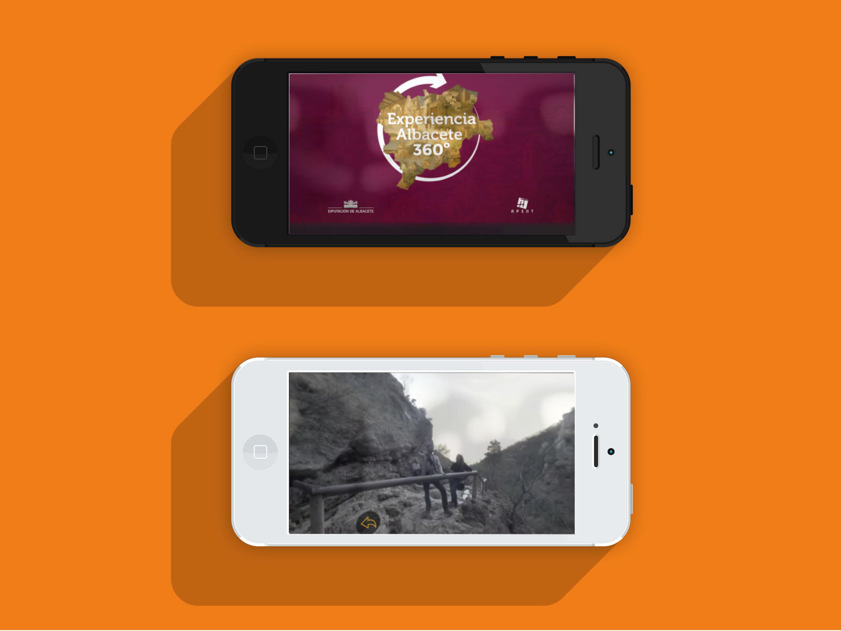 app realidad virtual experiencia 360 albacete