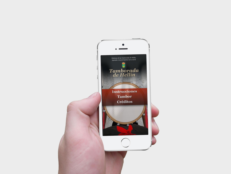 app tambor semana santa Hellín