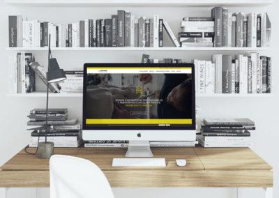 Página web Muebles Domifran Albacete