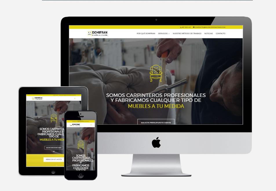 pagina-web-muebles-domifran