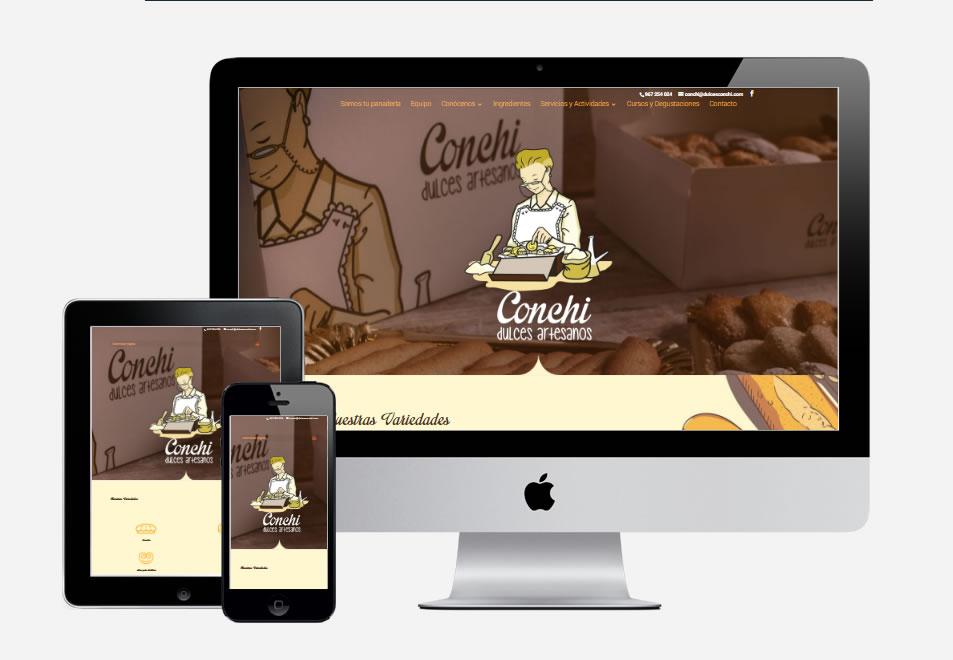pagina-web-panaderia-dulces-conchi