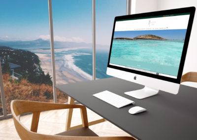 Página web Cosmética Natural Purute Ibiza