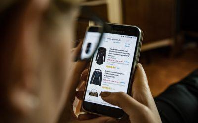 La realidad aumentada transforma las compras al por menor
