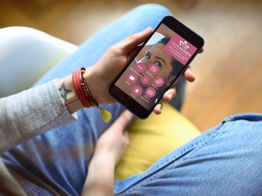 App iPhone y Android Centros de Estética, Peluquerías y Fisioterapeutas