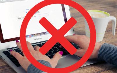 8 errores de SEO que pueden cometerse en 2019 y cómo tratar con ellos (apoyado por expertos SEO)