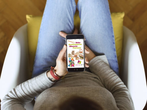 App iPhone and Android Gastronomic Routes