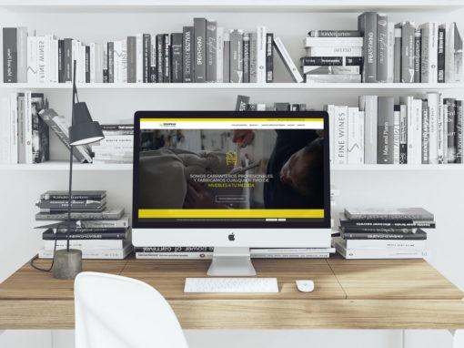Website Furniture Domifran