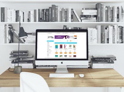 Online Shop Editorial Premisa