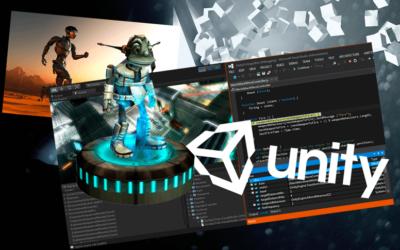Unity facilita la implementación de realidad aumentada en apps móviles native
