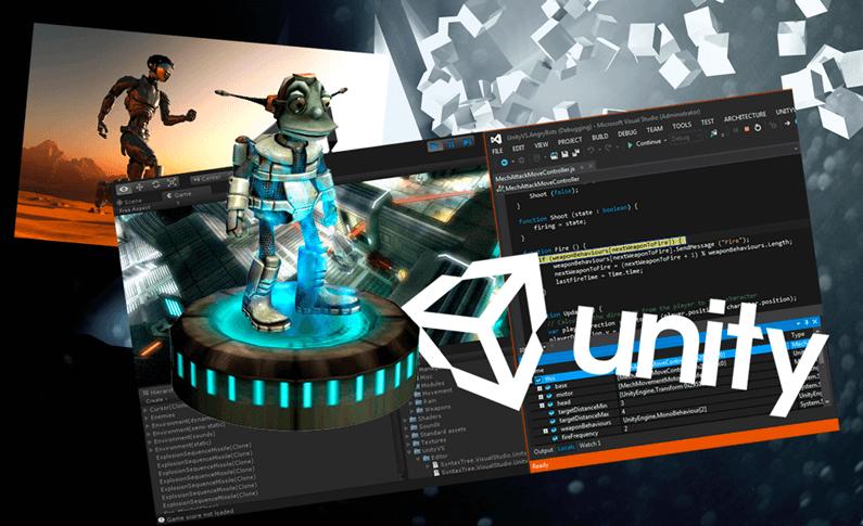 Unity facilita la implementacion de realidad aumentada